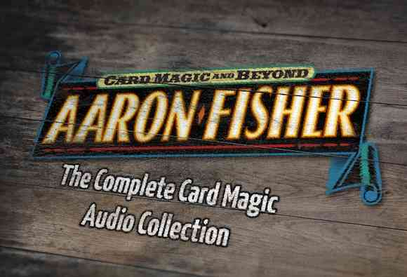 Card Magic Conversation from Aaron Fisher Magic