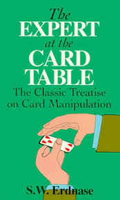 Erdnase - Expert at the card table audio discussion from aaron fisher magic